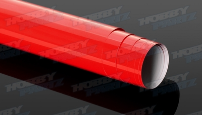 2mX0.65m   bright red