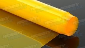2mX0.65m                      Transparent yellow