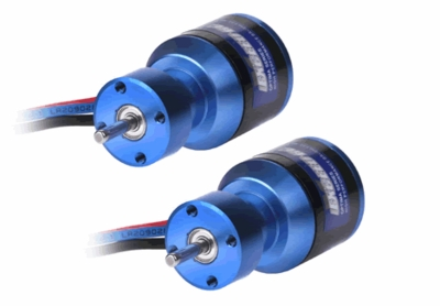 2pcs Exceed RC Optima Series Brushless Ducted Fan Motor 5000KV