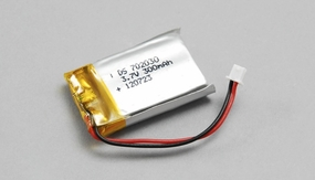 3.7V Li-ion Batteries
