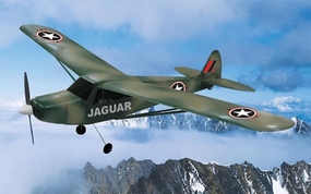 3-Channel Military J3 Piper Cub Radio Remote Controlled RC Warbird Airplane RTF 401-1_Jaguar