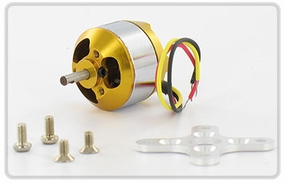 300 Size Brushless Motors