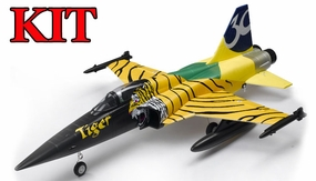 4-CH AirField 64mm F5 Ducted Fan RC Jet Kit w/out electronics (Tiger) RC Remote Control Radio