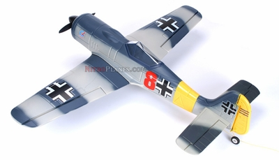 "40"" GuanLi 4-Ch Focke Wulf Electric RC Warbird Plane Kit"