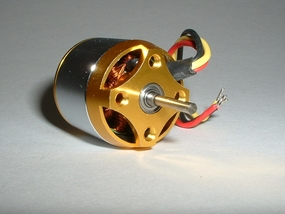 400 Size Brushless Motors