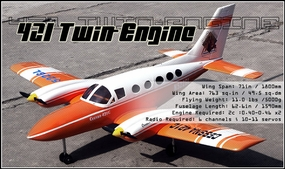 421 Scale Plane Replacement Parts