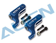 450DFC Main Rotor Holder Set/Blue H45164QN