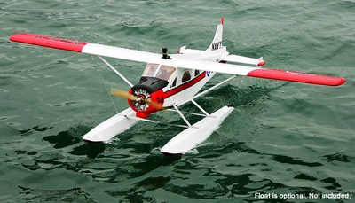 5-CH CMP DHC Beaver 1800mm Fiberglass RC Airplane Kit
