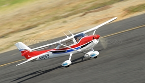 5 Channel 182 Sky Trainer CMP 50 EP RC Plane Kit Version