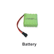 50H08-42 NiMH Battery (Only compatiable for Raptor G2 Version 1 & Walkera DragonFly #36)