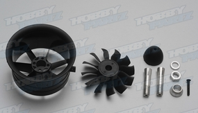 64mm 12 Blade Fan Unit