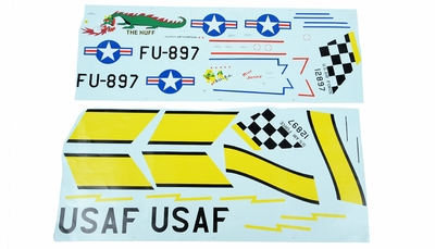 69A986-21-DecalStickers-Yellow