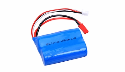 9.6v 800mAh Ni-MH Battery