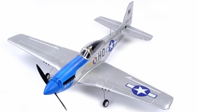 93a275 AirField 800mm P51 Mustang Blue Spare Parts
