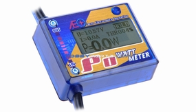 AEO P0 Watt Meter/Electronic Power Measurement