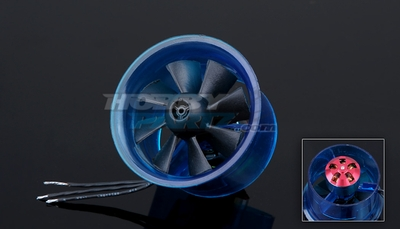 AEO-RC 35mm Ducted Fan Combo w/11000kv Brushless Motor