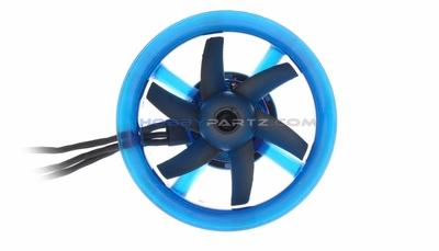 AEO-RC 40mm Ducted Fan Combo w/ 8100KV Brushless Motor