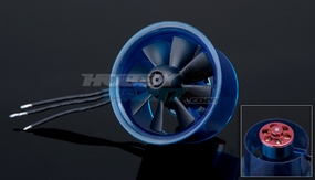 AEO-RC 40mm Ducted Fan Combo w/8600kv Brushless Motor