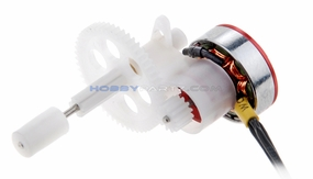 AEO-RC GPS-C03 Micro Gearbox 2.9g Outrunner Brushless Motor @ 8700kv