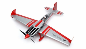 "Aerosky 4 Channel Extra 330SC Special Edition 55"" Sports Aerobatic Brushless RC Airplane ARF (Red)"