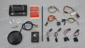 AeroSky APM 2.5 Flight Controller Board with GPS Upgrade Kit for AeroSky C6 Quadcopter