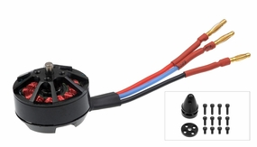 AeroSky Performance Brushless Multi-Rotor Motor MC2206-2000KV Clockwise 05M-26-MC2206-2000KV-12P-CW