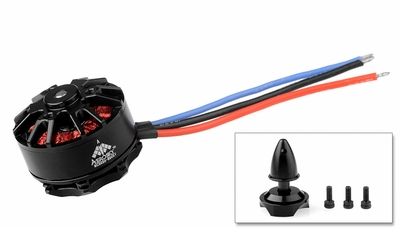 AeroSky Performance Brushless Multi-Rotor Motor MC3525 850KV 05M-11-MC3525-850KV-14P