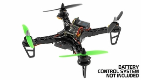AeroSky RC QAV 250mm Superlight Plastic quadcopter combo RC Remote Control Radio