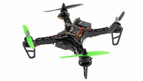 AeroSky QAV 250mm Superlight Plastic RTF quadcopter