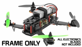 AeroSky RC Drone Racing ZMR250 Superlight Composite KIT Quadcopter RC Remote Control Radio