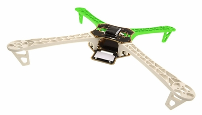 AeroSky Quadcopter  4 Channel Kit Frame (Green)