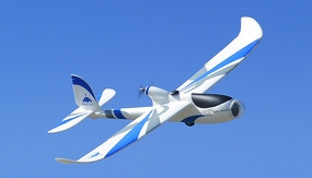 AeroSky RoboSurfer UAV Glider Plane Almost Ready to Fly