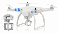 AeroSky RC X350 Quadcopter GPS 2.4ghz Ready to Fly Drone RC Remote Control Radio 05H533-X350-RTF-24G