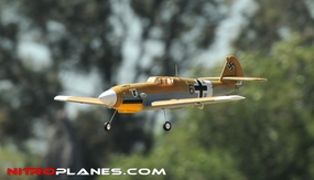 "AirField 800mm (31.5"") Electric BF-109 Messerschmitt RC War Plane w/ 2.4Ghz Brushless/Lipo RTF RC Remote Control Radio"