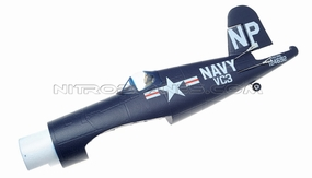 AirField 800mm F4U Fuselage (Blue)