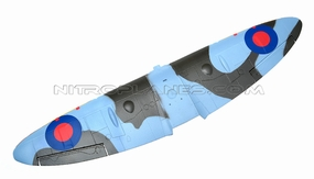 AirField 800mm Spitfire Main wing set (Camo)