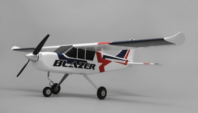 Airfield Blazer RC 4 Channel Trainer Plane Ready to Fly RTF 1280mm Wingspan RC Remote Control Radio
