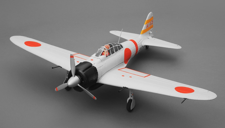 Airfield RC Plane 4 Channel Zero 800mm Ready to Fly 2.4ghz ...