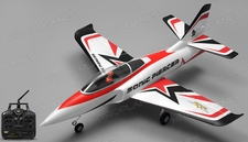 Airfield Sonic Piercer 64mm EDF Airplane Jet Ready to Fly RC 4 Channel 800mm Wingspan