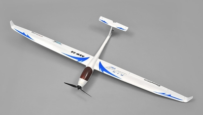 AirWing 4-CH ASW28 1700mm RC Airplane Glider EPO 2.4G RTF (Blue)