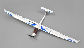 AirWing ASW28 4 Channel RC Airplane Glider EPO Kit (Blue)