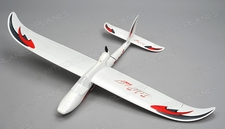 Airwing RC WingSurfer Airplane Glider 4 Channel 2.4ghz Ready to Fly RC 1400mm Wingspan (AA Red)