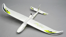 Airwing RC WingSurfer Airplane Glider 4 Channel Almost Ready to Fly RC 1400mm Wingspan (AA Green)