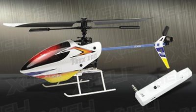Align RC 4 Channel Helicopter RTF T-REX 100X KX022008