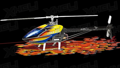 Align RC 6 Channel Helicopter T-REX 250 PRO DFC Super Combo KX019011 ARF