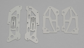 Aluminum Plate Assembly (Silver)