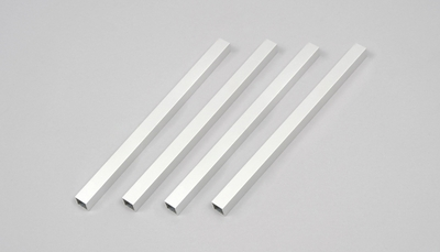 Aluminum Tube x4 (15X15 250mm) 09H010-10