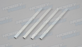 Aluminum Tube x4 (15X15 250mm)