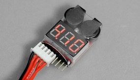 AOK-BL8S Battery Checker and Low Voltage Buzzer Alarm 79P-8003-VoltageMonitor