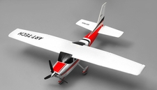 Art-Tech 980mm Sky Trainer Plane 4 Channel RC Remote Control 2.4 Ghz RTF